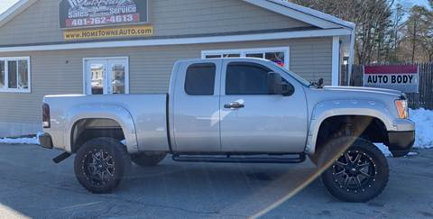 2008 GMC Sierra 1500 for sale at Home Towne Auto Sales in North Smithfield RI