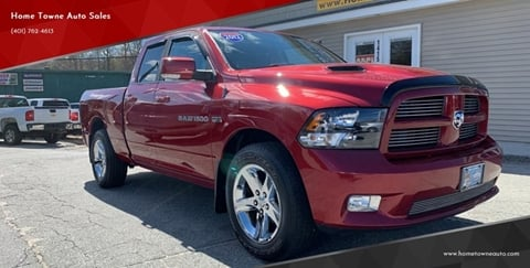2012 RAM Ram Pickup 1500 for sale in North Smithfield, RI