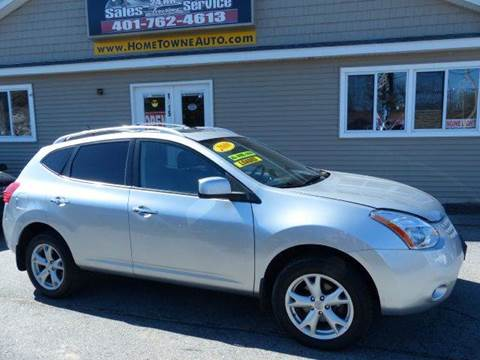 2010 Nissan Rogue for sale at Home Towne Auto Sales in North Smithfield RI