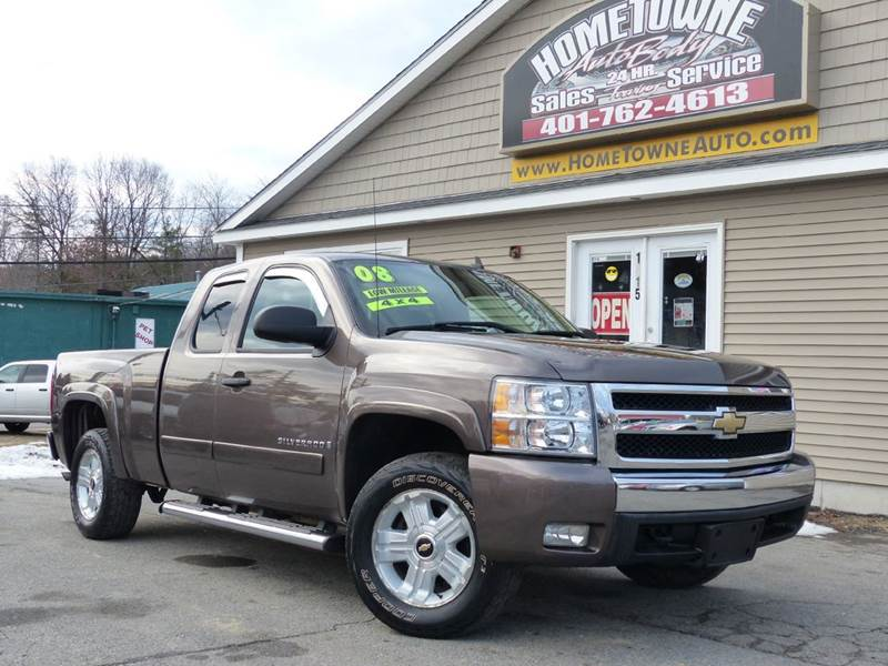2008 Chevrolet Silverado 1500 for sale at Home Towne Auto Sales in North Smithfield RI
