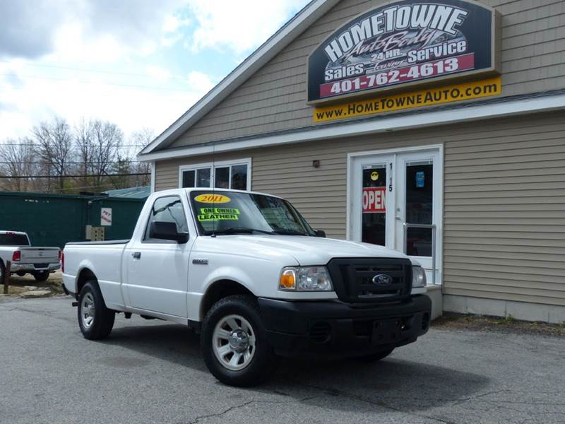 2011 Ford Ranger for sale at Home Towne Auto Sales in North Smithfield RI