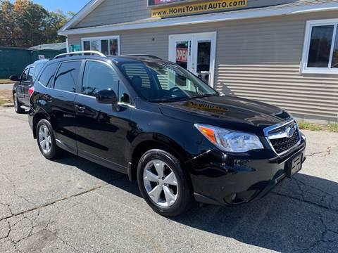 2014 Subaru Forester for sale in North Smithfield, RI