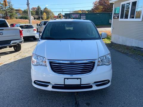 2011 Chrysler Town and Country for sale in North Smithfield, RI