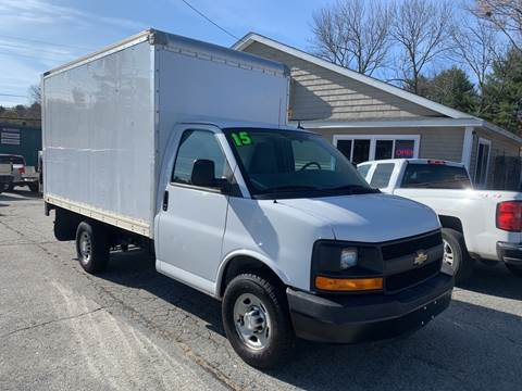 2015 Chevrolet Express Cutaway for sale in North Smithfield, RI