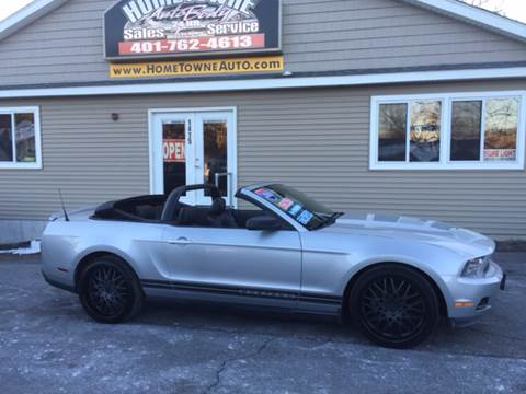 2010 Ford Mustang for sale in North Smithfield, RI
