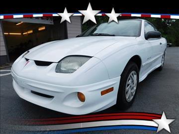 2002 Pontiac Sunfire for sale in Atlanta, GA