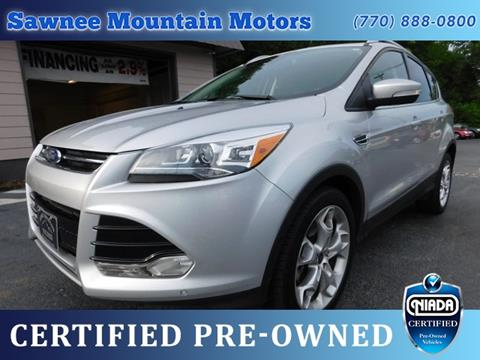2014 Ford Escape for sale in Atlanta, GA
