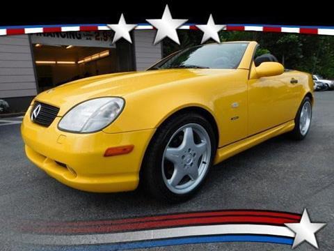 1999 Mercedes-Benz SLK for sale in Atlanta, GA