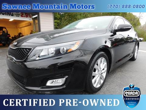 2014 Kia Optima for sale in Atlanta, GA