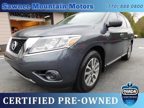 2014 Nissan Pathfinder for sale in Atlanta, GA