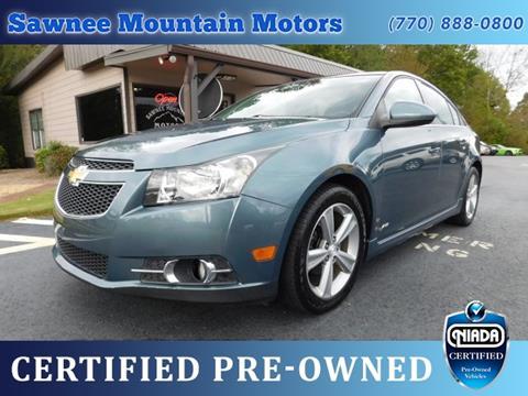 2012 Chevrolet Cruze for sale in Atlanta, GA
