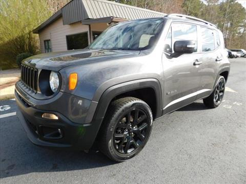 2016 Jeep Renegade for sale in Atlanta, GA