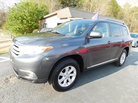 2012 Toyota Highlander For Sale >> 2012 Toyota Highlander For Sale In Atlanta Ga