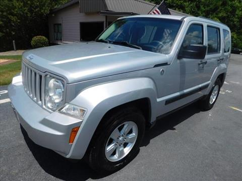 2012 Jeep Liberty for sale in Atlanta, GA