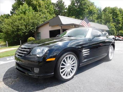 2005 Chrysler Crossfire SRT-6 for sale in Atlanta, GA