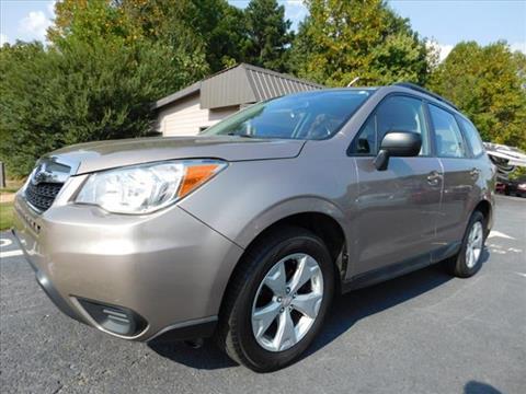 2015 Subaru Forester for sale in Atlanta, GA