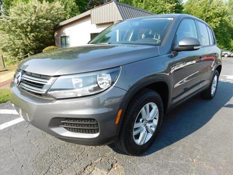2014 Volkswagen Tiguan for sale in Atlanta, GA