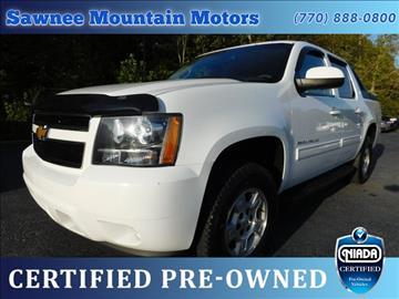 2012 Chevrolet Avalanche for sale in Atlanta, GA
