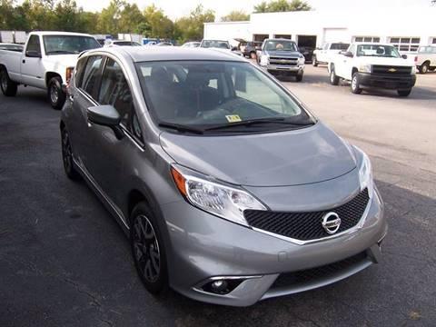 2015 Nissan Versa Note for sale in Danville, VA