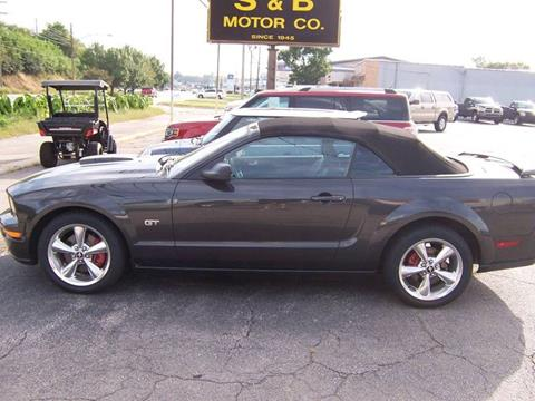 2008 Ford Mustang for sale in Danville, VA