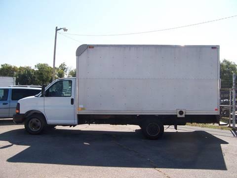 2007 Chevrolet G3500  Cube Van for sale in Danville, VA