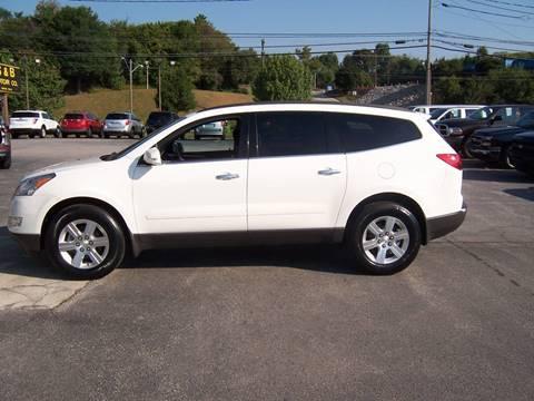 2012 Chevrolet Traverse for sale in Danville, VA