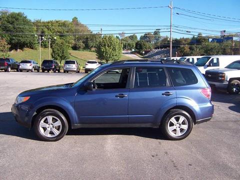 2011 Subaru Forester for sale in Danville, VA