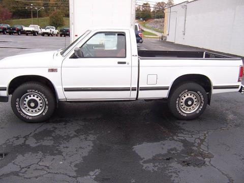 1990 GMC S-15 for sale in Danville, VA