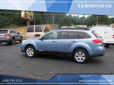 Outback Danville Va >> Subaru Outback For Sale In Danville Va S B Motor Co