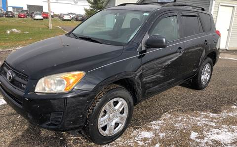 2009 Toyota RAV4 for sale at Premier Auto Sales Inc. in Big Rapids MI