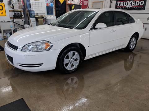 2008 Chevrolet Impala for sale at Premier Auto Sales Inc. in Big Rapids MI