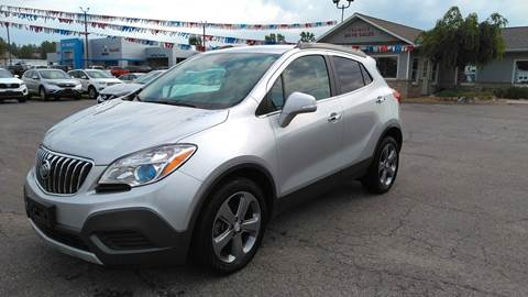Buick Encore For Sale >> Used Buick Encore For Sale Carsforsale Com