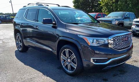 2017 GMC Acadia for sale at Premier Auto Sales Inc. in Big Rapids MI
