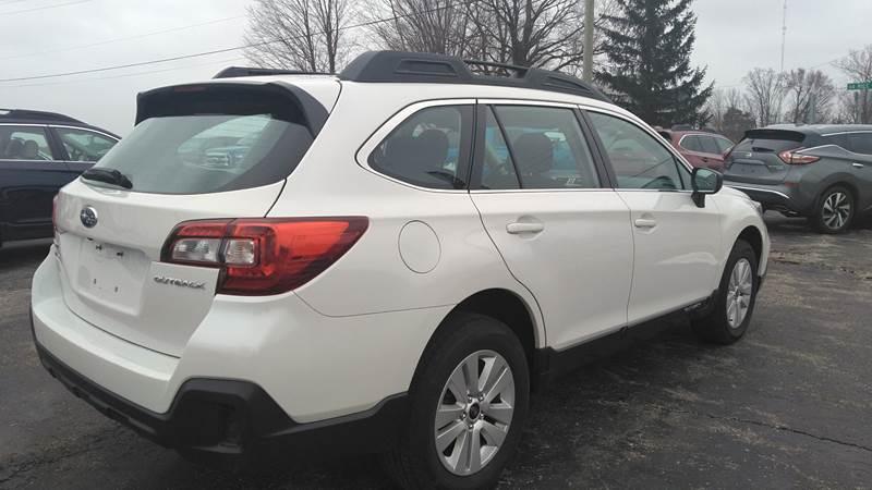 2018 Subaru Outback for sale at Premier Auto Sales Inc. in Big Rapids MI