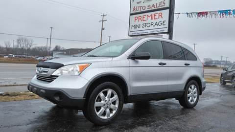 2009 Honda CR-V for sale at Premier Auto Sales Inc. in Big Rapids MI