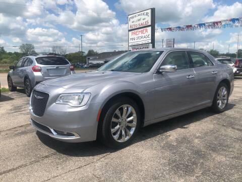 2015 Chrysler 300 for sale at Premier Auto Sales Inc. in Big Rapids MI