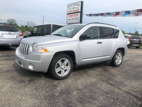 2009 Jeep Compass for sale at Premier Auto Sales Inc. in Big Rapids MI