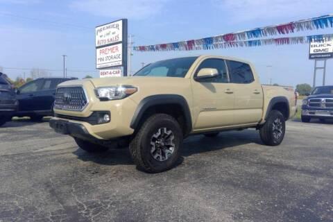 2019 Toyota Tacoma for sale at Premier Auto Sales Inc. in Big Rapids MI