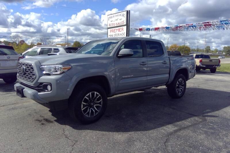 2020 Toyota Tacoma for sale at Premier Auto Sales Inc. in Big Rapids MI