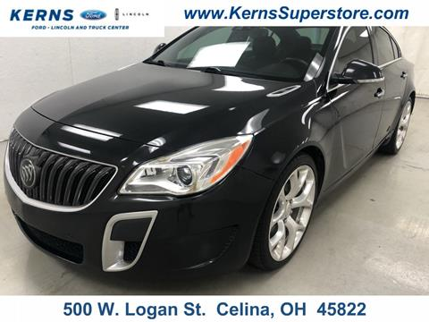2014 Buick Regal for sale in Celina, OH