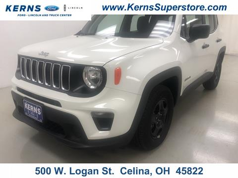 2019 Jeep Renegade for sale in Celina, OH