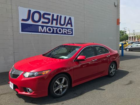 2013 Acura TSX for sale in Vineland, NJ