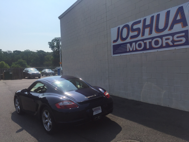 2006 porsche cayman s 2dr coupe in vineland nj joshua motors for Joshua motors vineland nj