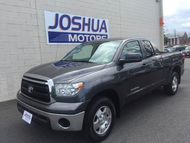 2011 toyota tundra 4x4 grade 4dr double cab pickup sb 4 for Joshua motors vineland nj