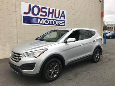 Hyundai santa fe for sale in vineland nj for Joshua motors vineland nj