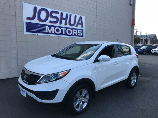 2013 kia sportage awd lx 4dr suv in vineland nj joshua for Joshua motors vineland nj