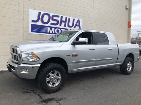 2011 ram ram pickup 2500 for sale in liberal ks for Joshua motors vineland nj