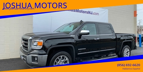 2015 GMC Sierra 1500 for sale in Vineland, NJ