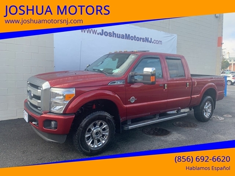 2016 Ford F-350 Super Duty for sale in Vineland, NJ