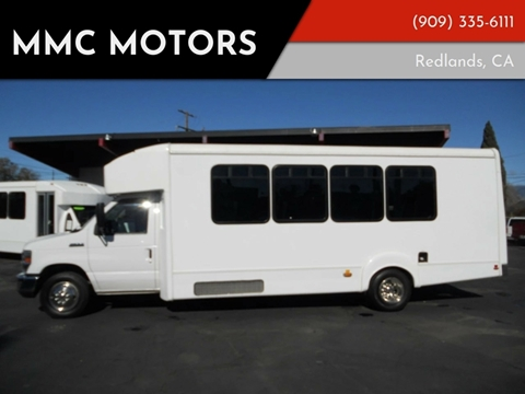 2016 Ford E-450 for sale in Redlands, CA